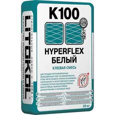 кл  Hyperflex K100 белый 20кг клей