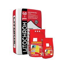 затирка LitoCHROM 1-6 С/210 2 кг персик