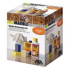 FILA MARBLE RESTORER CT - комплект для восстановления мрамора