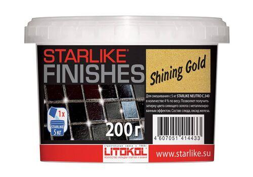 добавка SHINING GOLD  для Starlike ярко-золотая 200гр