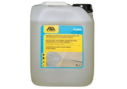 DETERDEK - кислотный очиститель 5L